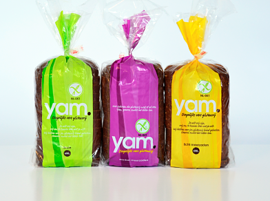 Wheatless & More lanceert Yam in België